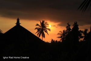 Bali Sunset by Ighor Rad Home Creative